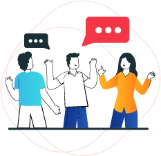 Chat with innovative startups